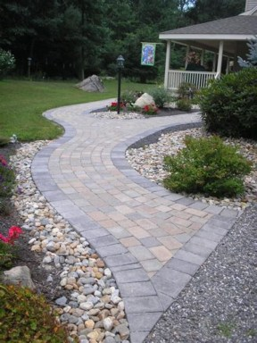 Stunning Garden Path and Walkways Design to Beautify Your Garden 52