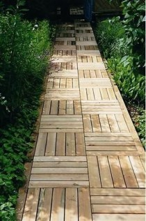 Stunning Garden Path and Walkways Design to Beautify Your Garden 55
