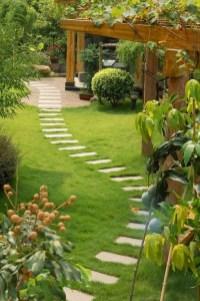 Stunning Garden Path and Walkways Design to Beautify Your Garden 64