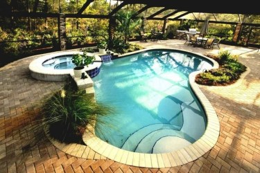 Top Trends Small Pools for Your Backyard 28