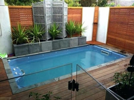 Top Trends Small Pools for Your Backyard 39