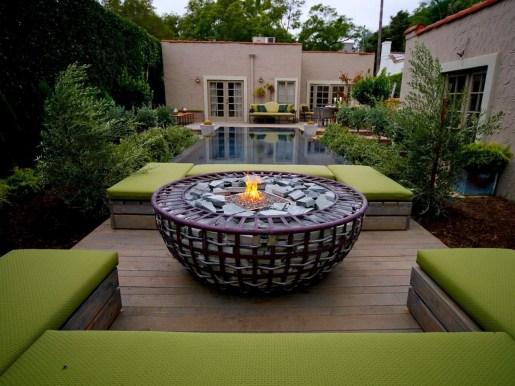 Wonderful Outdoor Firepit Ideas 26