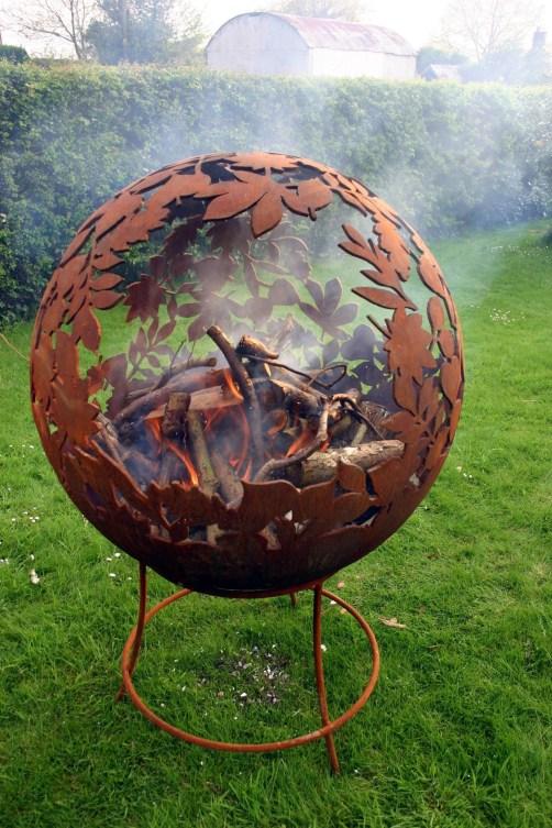 Wonderful Outdoor Firepit Ideas 37