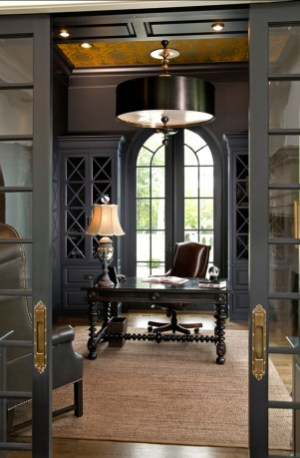 47 Interior Design 2019 for Decorating Your Comfortable Home Office 35