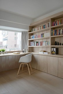 47 Interior Design 2019 for Decorating Your Comfortable Home Office 41