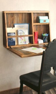 Amazing DIY Space-Saving Pallet Desk Ideas That You Must Try 02