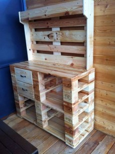 Amazing DIY Space-Saving Pallet Desk Ideas That You Must Try 03