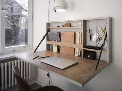 Amazing DIY Space-Saving Pallet Desk Ideas That You Must Try 20