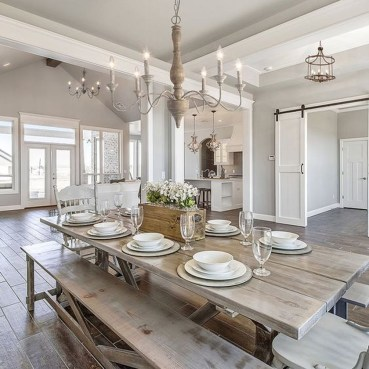 Amazing Design for Creating the Perfect Dining Room 07