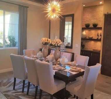 Amazing Design for Creating the Perfect Dining Room 25