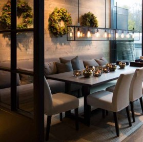 Amazing Design for Creating the Perfect Dining Room 31