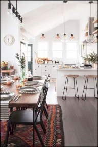 Amazing Design for Creating the Perfect Dining Room 47