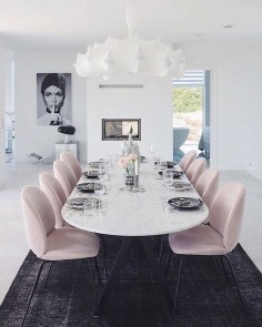 Amazing Design for Creating the Perfect Dining Room 58