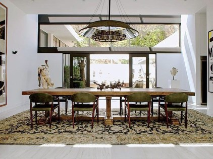 Amazing Design for Creating the Perfect Dining Room 60