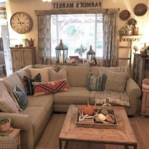 Amazing Rustic Farmhouse Decor Ideas on A Budget 30