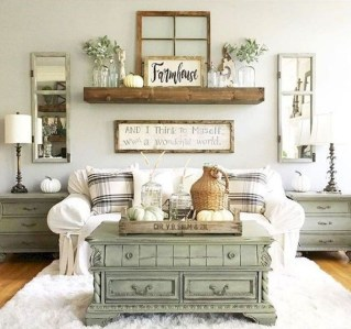 Amazing Rustic Farmhouse Decor Ideas on A Budget 65