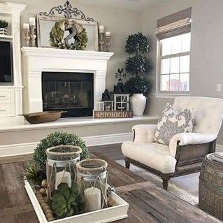 Amazing Rustic Farmhouse Decor Ideas on A Budget 66