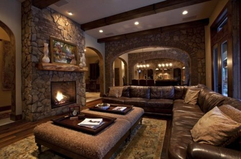Amazing Rustic Home Decor Ideas That You Can Do It Yourself 17
