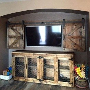 Amazing Rustic Home Decor Ideas That You Can Do It Yourself 22