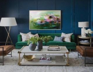 Amazing Small Living Room Design to Make Feel Bigger 14