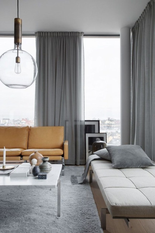 Amazing Small Living Room Design to Make Feel Bigger 20