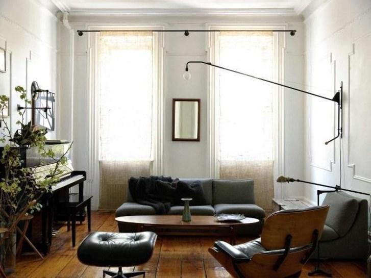 Amazing Small Living Room Design to Make Feel Bigger 21