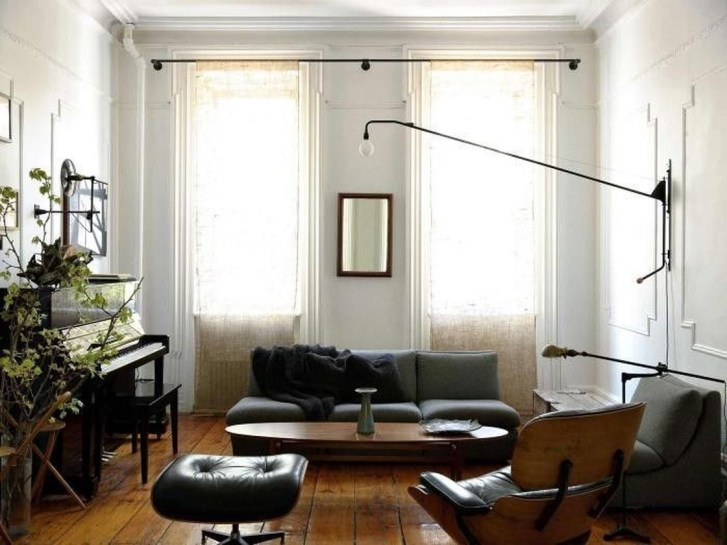 Amazing Small Living Room Design to Make Feel Bigger 21