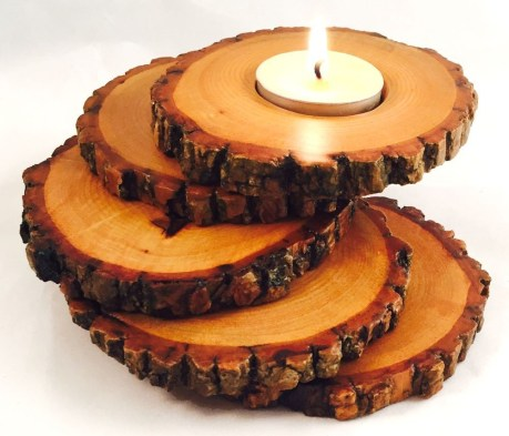 Beautiful Decorations for Your Wedding Decoration with Wooden Slices01