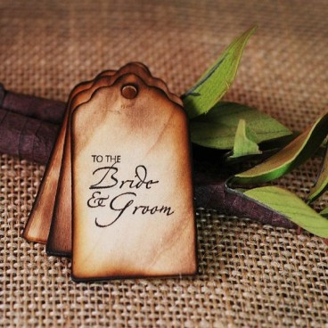 Beautiful Decorations for Your Wedding Decoration with Wooden Slices27