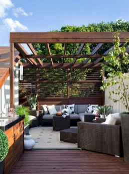 Beautiful Small Backyard Patio Ideas On A Budget 16