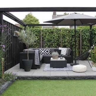 Beautiful Small Backyard Patio Ideas On A Budget 33