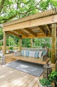 Beautiful Small Backyard Patio Ideas On A Budget 37