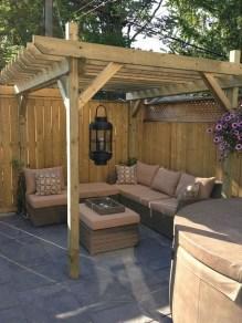 Beautiful Small Backyard Patio Ideas On A Budget 39