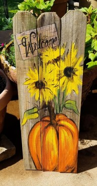 Best Fall Pallet Projects and Design for Your Home on a Budget 15