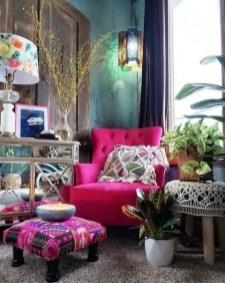 Bohemian Decorating Ideas and Projects to Perfect Your Bohemian Style 27