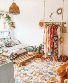 Bohemian Decorating Ideas and Projects to Perfect Your Bohemian Style 44