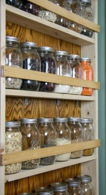 Cheap DIY Organization For Kitchen That You Must Try 15