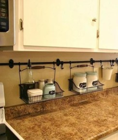 Cheap DIY Organization For Kitchen That You Must Try 20