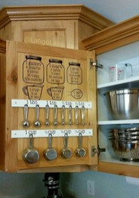 Cheap DIY Organization For Kitchen That You Must Try 24