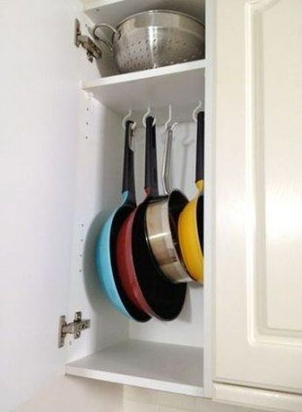 Cheap DIY Organization For Kitchen That You Must Try 39