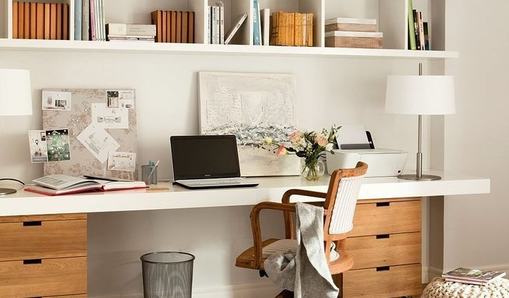 44 The Idea of a Comfortable Work Space to Support Your Performance