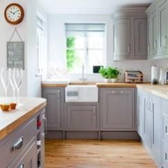 Cozy Kitchen Decorating with Farmhouse Sink Ideas 10
