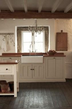 Cozy Kitchen Decorating with Farmhouse Sink Ideas 30