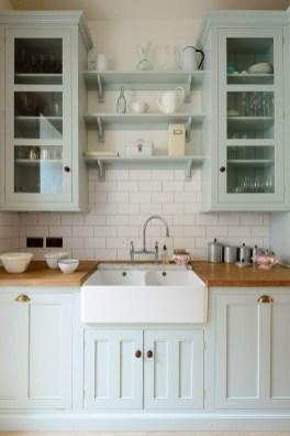 Cozy Kitchen Decorating with Farmhouse Sink Ideas 54