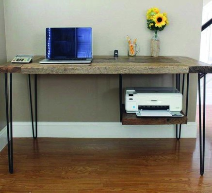Creative DIY Desk Ideas That You Must try 15