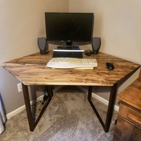 Creative DIY Desk Ideas That You Must try 19
