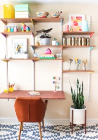 Creative DIY Desk Ideas That You Must try 22