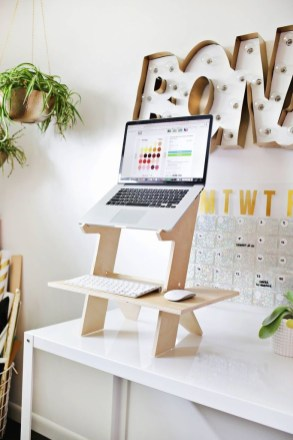 Creative DIY Desk Ideas That You Must try 44