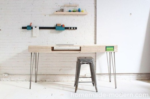 Creative DIY Desk Ideas That You Must try 47