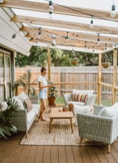 Fabulous DIY Projects To Make Small Backyard More Cozy 11